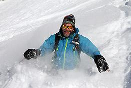 Freeride Cervinia - L'emozione di sciare in neve fresca